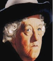 Miss Marple Margaret Rutherford