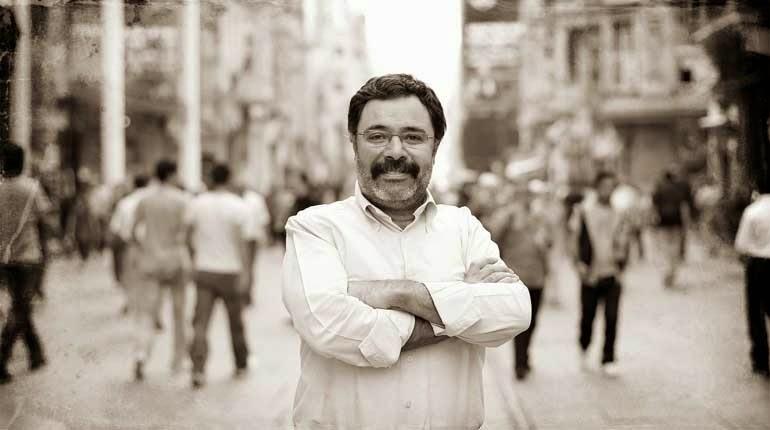 Polisiye yazarı Ahmet Ümit