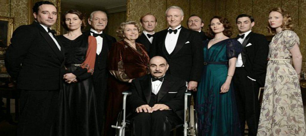 Agatha Christie ve Poirot: Son Perde