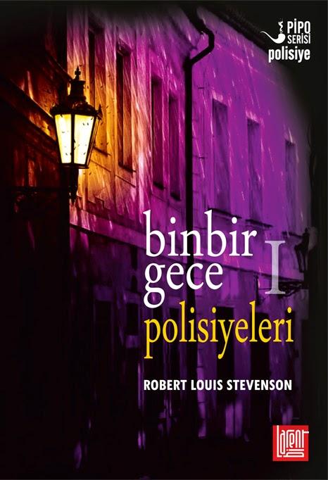 Polisiye kitap tanitimi: Binbir Gece Polisiyeleri 1