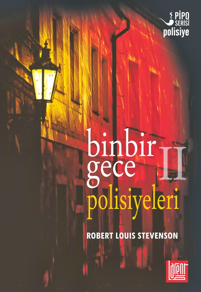 Polisiye kitap tanitimi: Binbir Gece Polisiyeleri 2