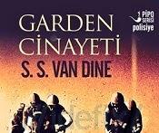 Polisiye kitap tanitimi: Garden Cinayeti