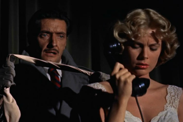 Polisiye Film Klasikleri: Cinayet Var