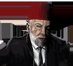 Çizgi roman karakterleri Seyfettin Efendi 24
