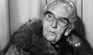 Bugün Agatha Christie'nin ölüm yıldönümü