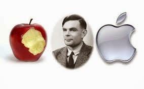 apple logosunun sırrı