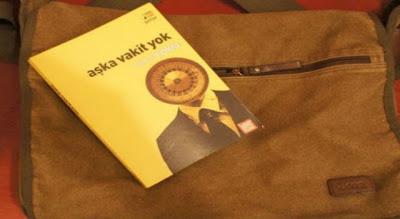 Polisiye Kitap Eleştirisi Aşka Vakit Yok