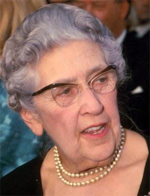 Agatha Christie 125 Yasinda - Agatha Christie'nin doğum günü