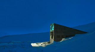 Dünyanın en iyi korunan bankası - Svalbard tohum bankası