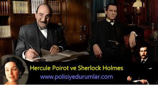 Sherlock Holmes İle Hercule Poirot Arasındaki 7 Fark