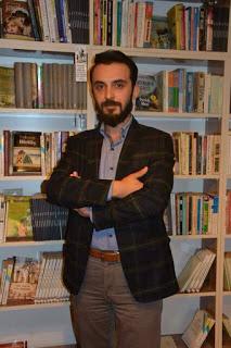 Polisiye yazarı Oğuzhan Aslan