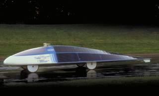 GM elektrikli araç Sunraycer