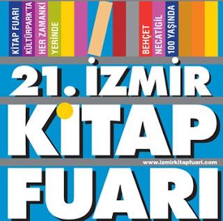 İzmir Kitap Fuarı İmza Günleri