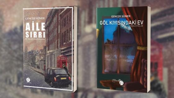 Gencoy Sümerin polisiye kitapları Aile Sırrı, Göl Kıyısındaki Ev