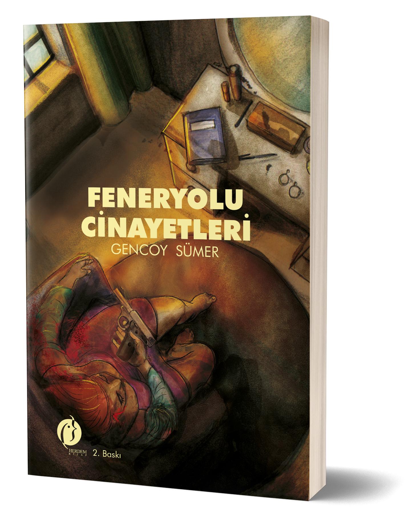 POLİSİYE KİTAP: FENERYOLU CİNAYETLERİ 5