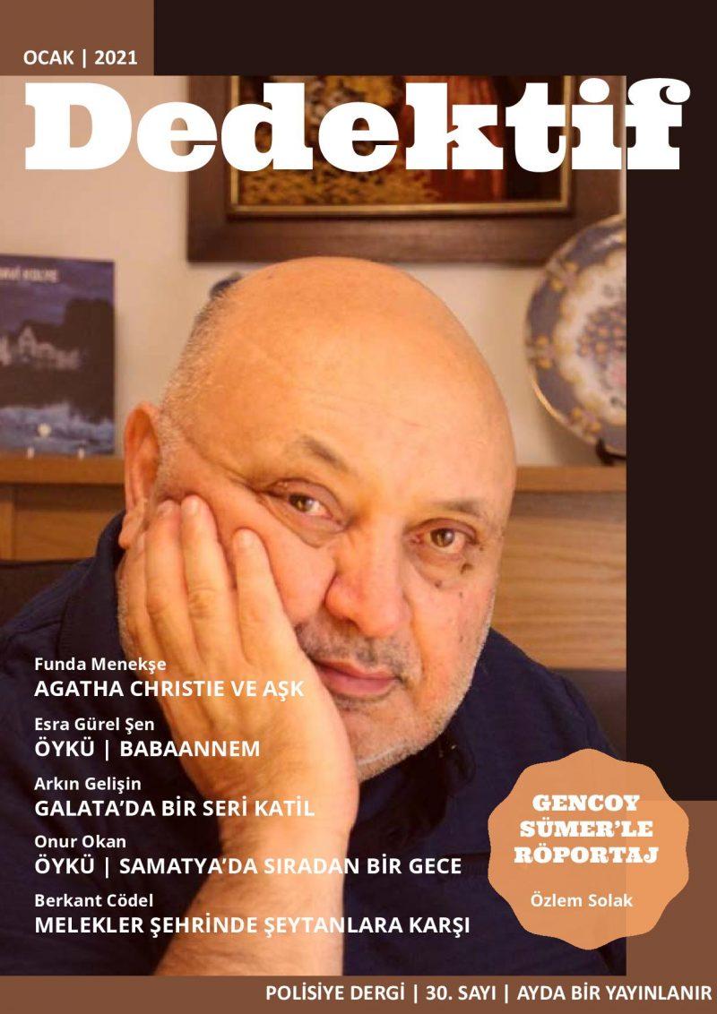 polisiye dergi Dedektif